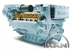 Marine Diesel Engines, Generators, Parts and Service